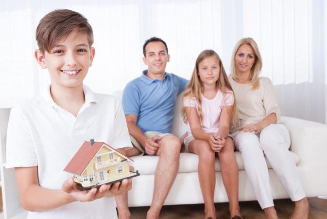 Das Baukindergeld – Die neue Eigenheimzulage 2018